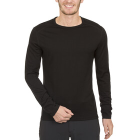 Icebreaker Oasis LS Crewe Shirt Men black